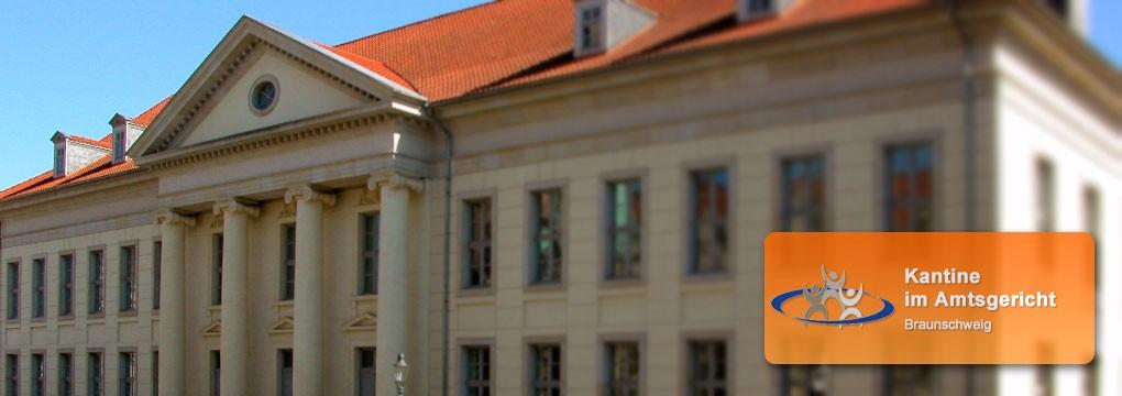 Kantine Amtsgericht Braunschweig