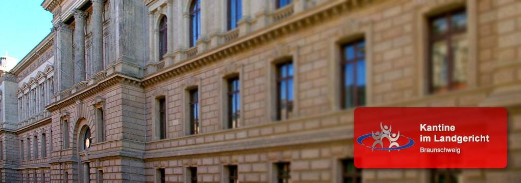Kantine Landgericht Braunschweig