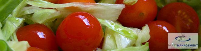 Salate und Imbiss-Gerichte Kantine Thünen-Institut Braunschweig