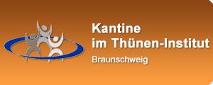 | Kantine vom Thünen-Institut in Braunschweig Logo