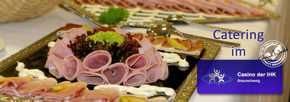 Catering in der IHK-Braunschweig