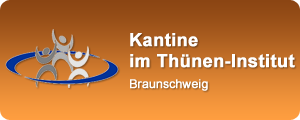 Kantinen vom Julius-Kühn-& Thünen-Institut in Braunschweig Logo